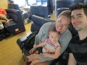 Family Ferry Selfie